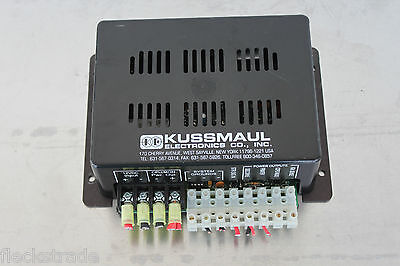 Kussmaul Electronics Dual Load Manager 2MOT Power Supply Model # 091-125-012