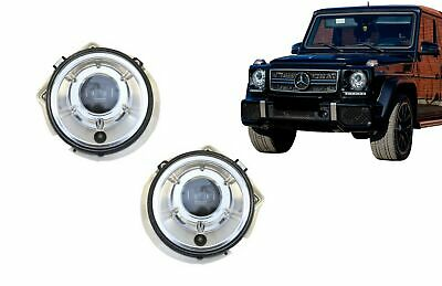 Scheinwerfer Mercedes-Benz G-Klasse W463 Chrome 1989-2006 Headlights Lamps