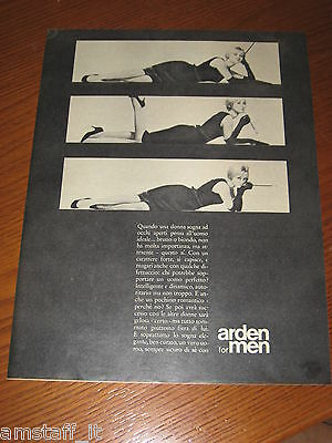 *=Arden For Men Profumo=1961=Pubblicita'=Advertising=Werbung=Publicite=
