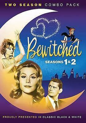 BEWITCHED SEASON 1 & 2 (DVD, 2014, 6-Disc Set) NEW