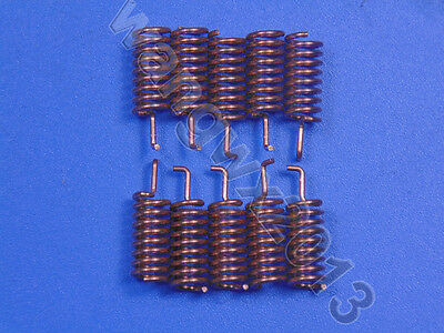 10 pcs Helical Spring Screw Antenna GSM//GPRS Direct Weldment Wholesale
