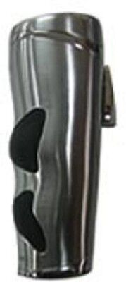 The Evolution Triple Flame Torch Lighter with Bullet Cutter In Gift Box