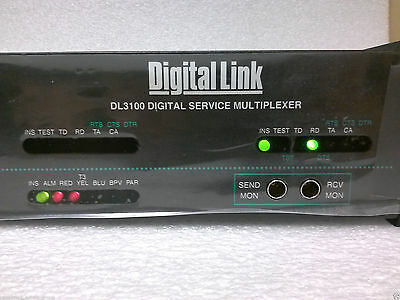 Digital Link Digital Service T3 Access Multiplexer DL3100