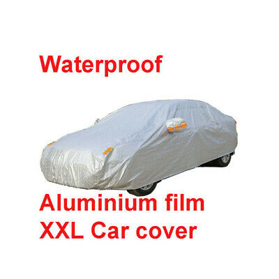 Car Cover UV Protection Anti Scratch Dust Dirt Free XL Size Sedan Hatchback