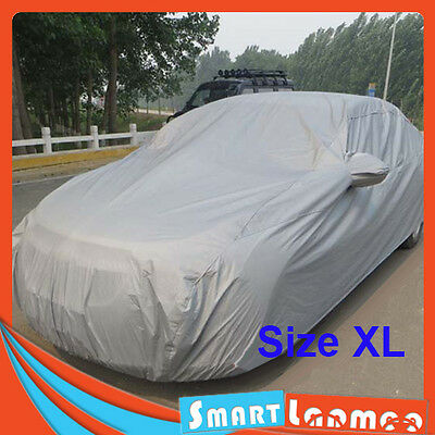 XL Universal Car Cover UV Resistance Anti Scratch Dust Dirt Full Protection