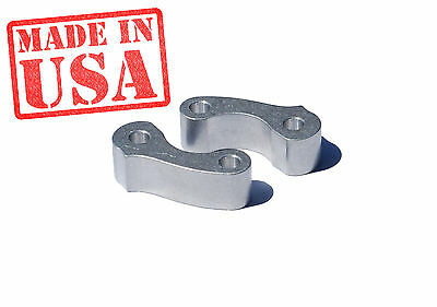 2x Aluminum Rear Window Latch Hinge Pivots 95-04 Tacoma 00-06 Tundra Xtracab