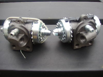 37 38 39 40 41 - 46 47 48  Chevy Car Front Wheel Cylinders Pair L+R