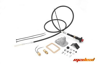 Alloy USA Dodge Ram1500/2500 Differential Cable Lock Kit Dana 44/60 Front 450400