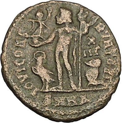 Licinius I Constantine The Great enemy Ancient Roman Coin Jupiter Cult  i40393