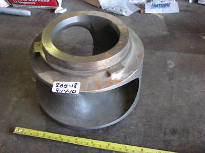 New Davco ? Pump Impeller 73129 Rh .861 Arbor 7 1/8 Dia