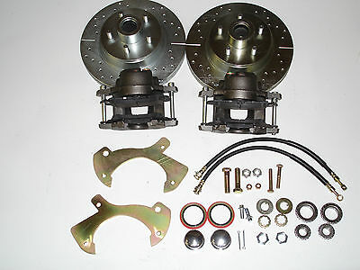 1965 1966 1967 1968 Ford Galaxie Front Disc Brake Conversion