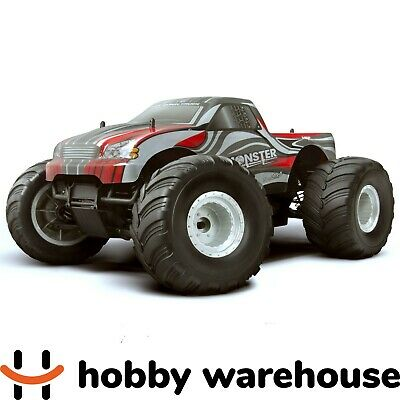 HSP RC Monster Truck Electric 4WD OFF Road Brontosaurus RTR 1/10 HSP Racing