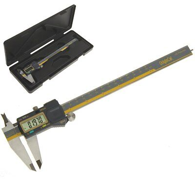 "iGaging Electronic Caliper ABSOLUTE ORIGIN 8"" Digital IP54 SPC Extreme Accuracy"