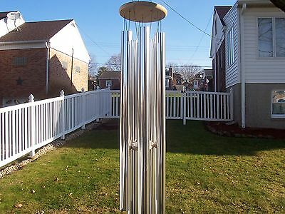 "Extra Large (53"")  Amazing Grace Chapel Church Bells Wind Chime Windchime Huge"