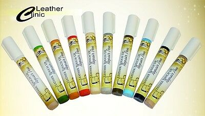 Leather & Vinyl Touch Up Scratch Repair Pen All Colours !!! BEST PRICE !!!