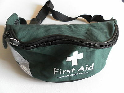 St John Ambulance Outdoor First Aid Kit - Zenith Bum bag