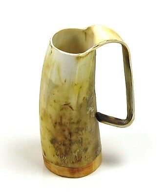 Ox Horn Tankard by Abbeyhorn Game of Thrones in 2 Finishes Mug Beer Mead Viking
