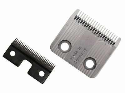 Moser Rex Spare Standard Blade Set - Cutting Lengths of 0.1mm to 3mm