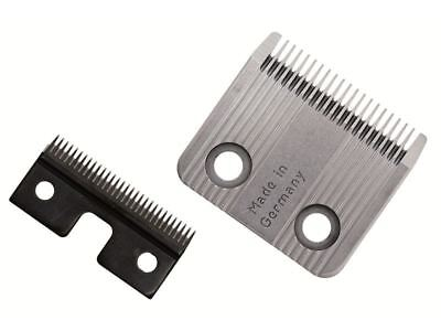 Wahl/Moser Rex Spare Standard Blade Set - Cutting Lengths of 0.1mm to 3mm