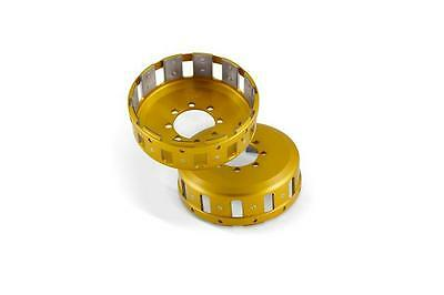 Barnett Clutch Basket Billet Gold For Ducati 6-Speed Dry