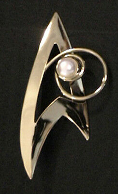 Vintage Star Trek Command Insignia Broach-Designed by Majel Roddenberry