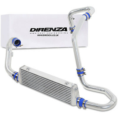 Direnza Alloy Front Mount Intercooler Fmic For Seat Leon Cupra 1.8T 20V 02-05