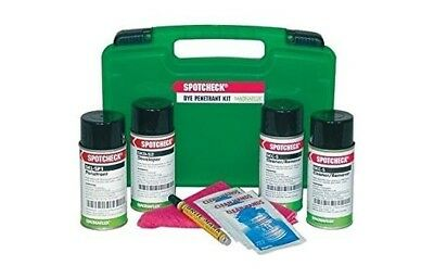 Magnaflux SK-416 Spotcheck Visible Red Dye Liquid Penetrate Inspection Kit