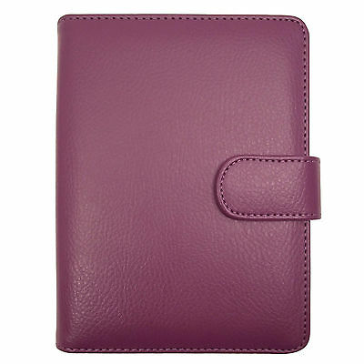 NEW LEATHER CASE COVER WALLET FOR AMAZON KINDLE 4 4TH GEN & KOBO TOUCH