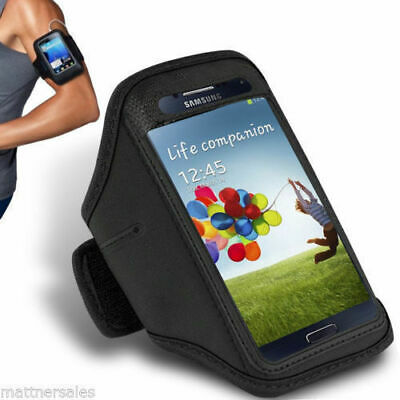 Running Armband Arm Band Strap Case Cover Samsung Galaxy S4 S5 S6 S7 Edge S8 +