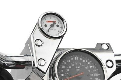 Cobra Tachometer Chrome For Honda VTX1800C 2002-2008