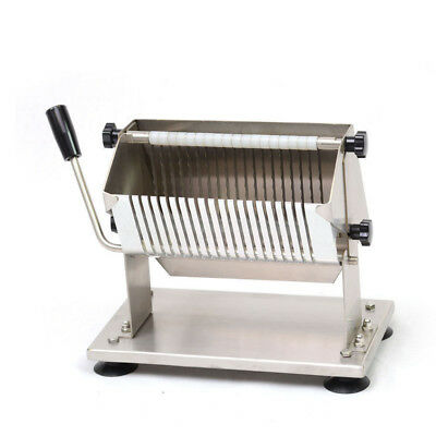 Commercial Sausage Slicer - 8.5MM | Sausage Chopper | Cutter