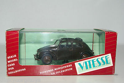 Vitesse 401.2 Vw Volkswagen Beetle Kafer With Sunroof Mint Boxed Rare Selten!