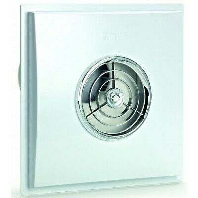 Silavent Mayfair Classic Push-Fit Specification Fan with Timer - MAY202B