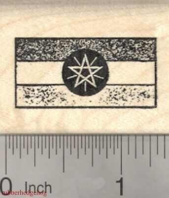 Flag of Liberia Rubber Stamp D31903 WM