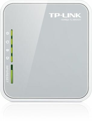 TP-Link TL-MR3420 N300 300Mbps 2.4GHz Smart WiFi Wireless Router 3G 4G LTE USB
