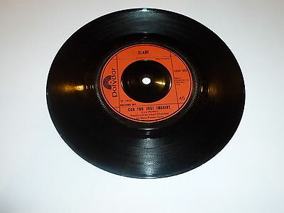 "SLADE - In For A Penny - 1975 UK injection moulded 7"" vinyl single"