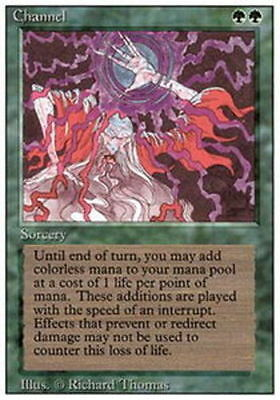 *CCGHouse* Magic Revised Spell Blast X4 MTG NM