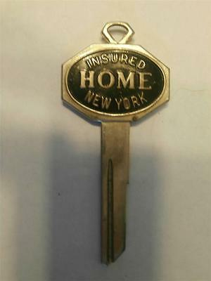 VTG HOME INSURANCE CO MERITORIOUS SAFE DRIVING RECORD AWARD ADVERTISING KEY