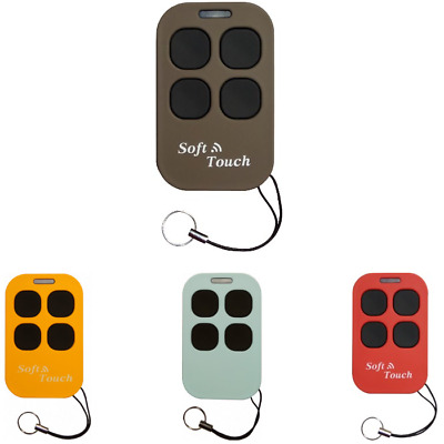 Universal Multi-Frequency Cloning Fixed Code Shutter Garage Remote Control Fob
