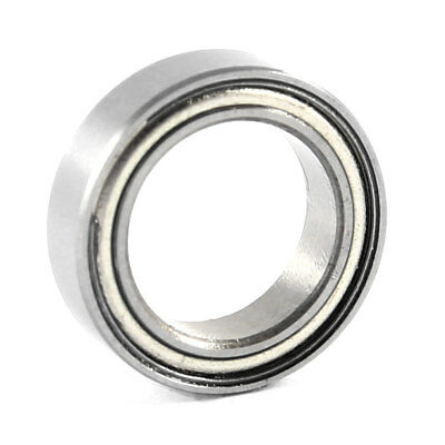 6200Z 10mm x 15mm x 4mm Round Shielded Deep Groove Ball Bearing