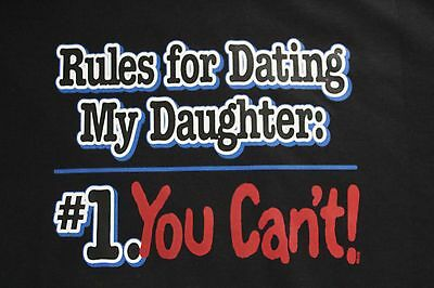 When your daughter is dating someone you don't like-in-Milton