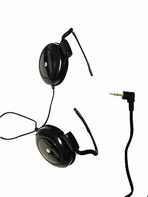 Sports Over the Ear Adjustable Comfortable Clip-on New  Headphones Earphones