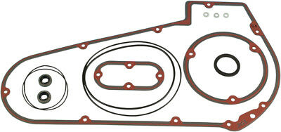 James Gaskets Primary Cover/Inspection Cover Gasket Kit For Harley 60538-81-K
