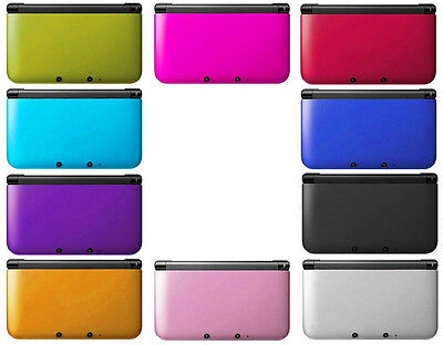 Nintendo NEW 3DS / 3DS XL / Dsi XL 2 Piece Aluminum Hard Case Cover Protector