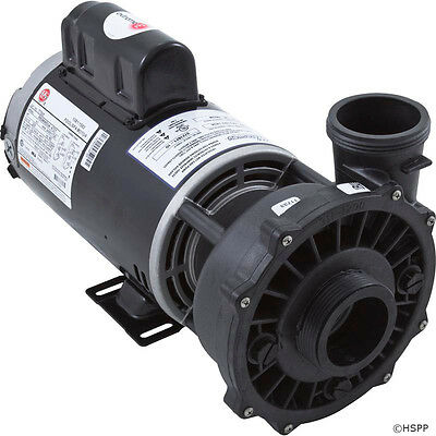 "Waterway - 56F Executive Pump, 2 Spd, 4Hp, 60Hz, 230V, 2.5"" Intake - 3721621-13"