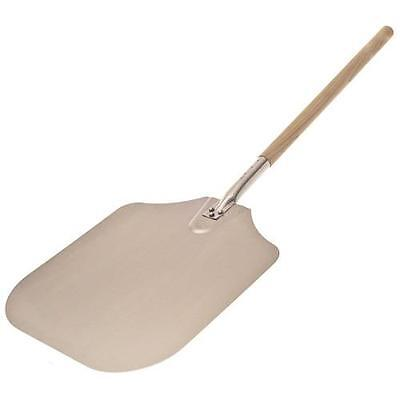 American Metalcraft - 3714 - 14 in x 16 in Aluminum Pizza Peel