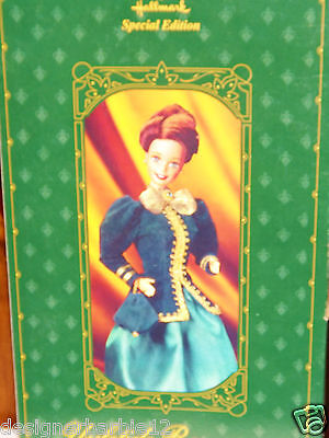 YULETIDE ROMANCE BARBIE 1995 NEW IN BOX SPECIAL EDITION