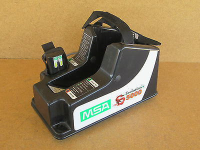 MSA Evolution 5000 TIC truck charger #1