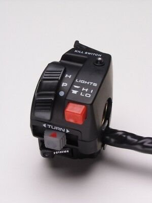 K&S Technologies Universal Turn Signal Switch With LED