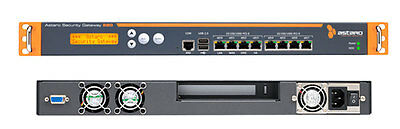 Astaro Security Gateway 220 All-in-One Internet Security